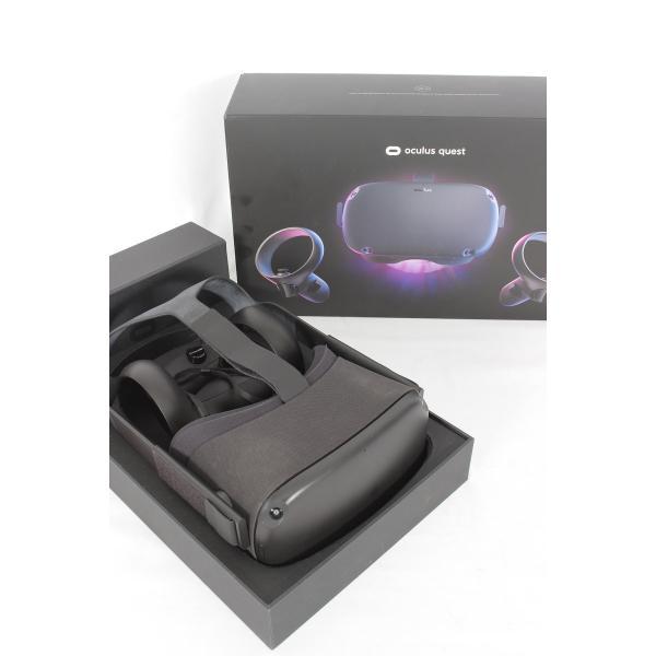 美品 OculusQuest128GBVRヘッドマウントディスプレイヘッドセットオキュラスクエスト