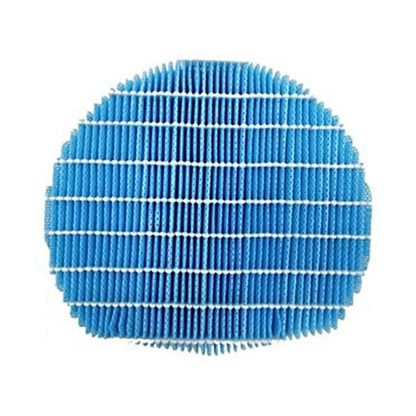 (まとめ)シャープ 加湿空気清浄機 加湿フィルターFZ-E100MF 1個〔×2セット〕