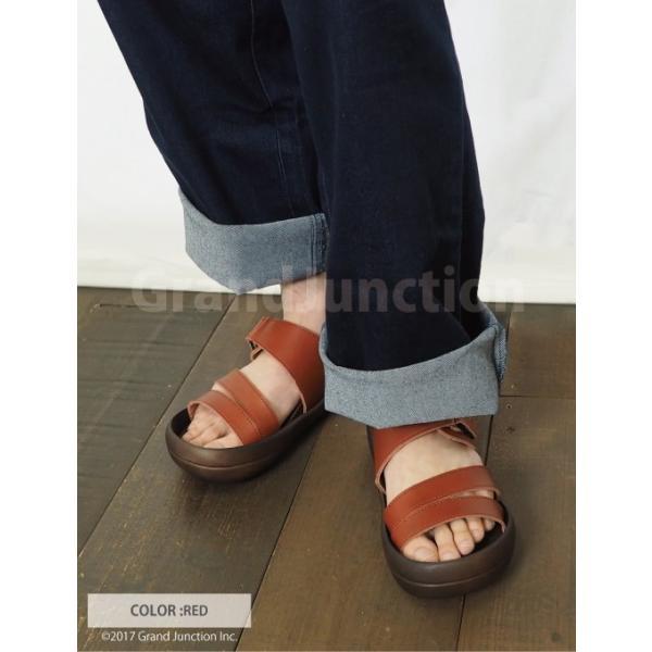 リゲッタ カヌー サンダル メンズ おしゃれ レザー 本革 leather|regettacanoe-gj|11
