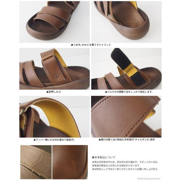 リゲッタ カヌー サンダル メンズ おしゃれ レザー 本革 leather|regettacanoe-gj|14