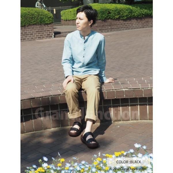 リゲッタ カヌー サンダル メンズ おしゃれ レザー 本革 leather|regettacanoe-gj|07