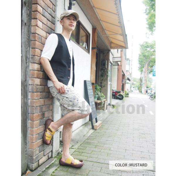 リゲッタカヌー サンダル メンズ ビッグフットサンダル コンフォートサンダル|regettacanoe-gj|10