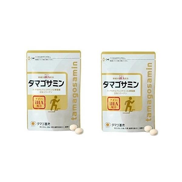 タマゴサミン 90粒  2袋|regista-fuji