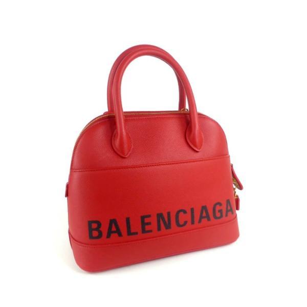 バレンシアガ(BALENCIAGA) Ville トップ ハンドル S 2way ハンド ショルダー バッグ 518873 新品