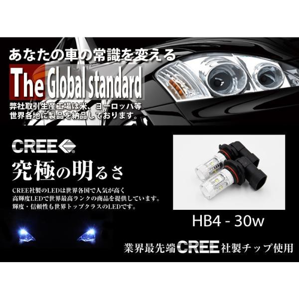 LEDフォグランプ HB4 CREE 30W 白/ホワイト 送料無料|reiz|02