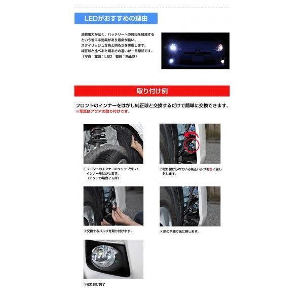 LEDフォグランプ HB4 CREE 80W 白/ホワイト 黄/イエロー LEDバルブ 送料無料|reiz|05