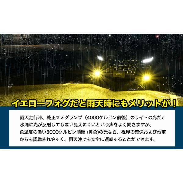 フォグランプ ユニット トヨタ TOYOTA  抜群の配光 VELENO 左右セット 純正LED交換 バルブ交換 純正同形状 H8 H11 H16 送料無料|reiz|13