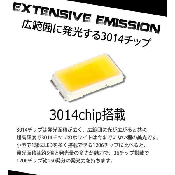 T10 T16 LED ポジション バックランプ ウインカー 爆光 無極性 36w 白/ホワイト/アンバー/赤/青 3014チップ スモール 送料無料|reiz|07