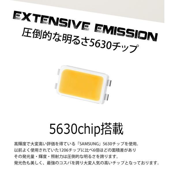 T10 T16 LED ポジション 8連 + CREE 5W ウェッジ球 無極性 爆光 ハイブリット車対応 5630チップ スモール ナンバー灯 送料無料|reiz|06