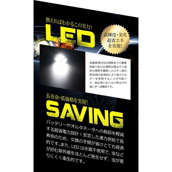 T10 T16 LED ポジション 8連 + CREE 5W ウェッジ球 無極性 爆光 ハイブリット車対応 5630チップ スモール ナンバー灯 送料無料|reiz|07