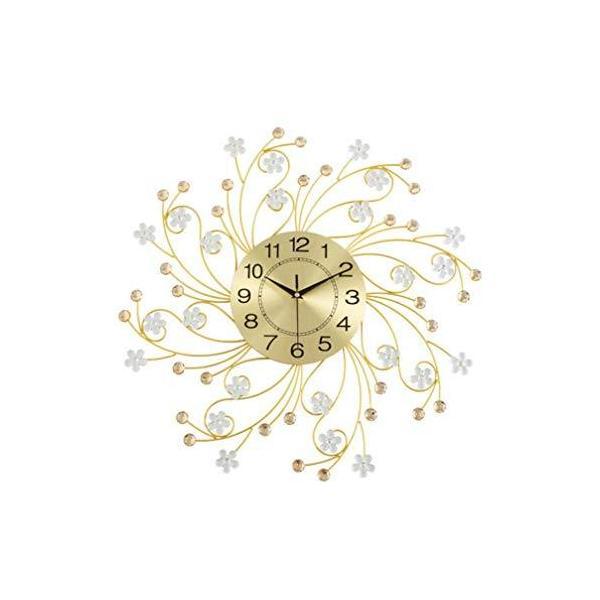 壁時計かけ時計壁掛け壁掛け時計おしゃれ飾り物音しない静音オブジェウォールクロックインテリア掛?