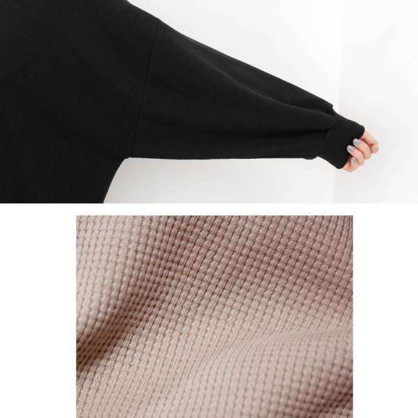 カーディガン レディース ファッション 大きいサイズ 40代 30代 ワッフル ショート丈 カジュアル ナチュラル ゆったり 体形カバー シンプル relaclo 05