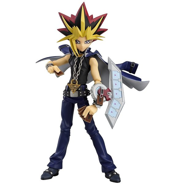 figma 遊☆戯☆王デュエルモンスターズ 闇遊戯 ノンスケール ABS&PVC製 塗装済み可動フィギュア|relawer