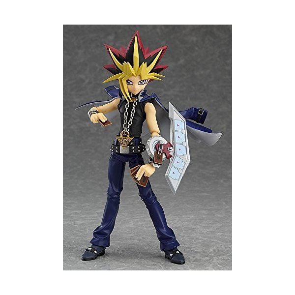 figma 遊☆戯☆王デュエルモンスターズ 闇遊戯 ノンスケール ABS&PVC製 塗装済み可動フィギュア|relawer|02