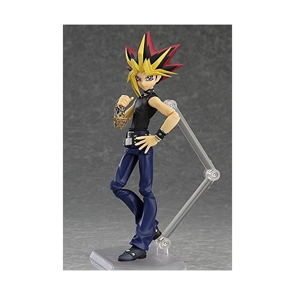 figma 遊☆戯☆王デュエルモンスターズ 闇遊戯 ノンスケール ABS&PVC製 塗装済み可動フィギュア|relawer|03