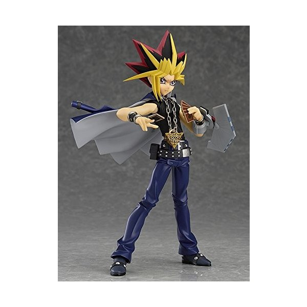 figma 遊☆戯☆王デュエルモンスターズ 闇遊戯 ノンスケール ABS&PVC製 塗装済み可動フィギュア|relawer|04