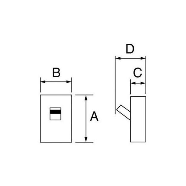 テンパール工業 パールミニブレーカ上列配線用 B-2N-1 30A|relawer|02