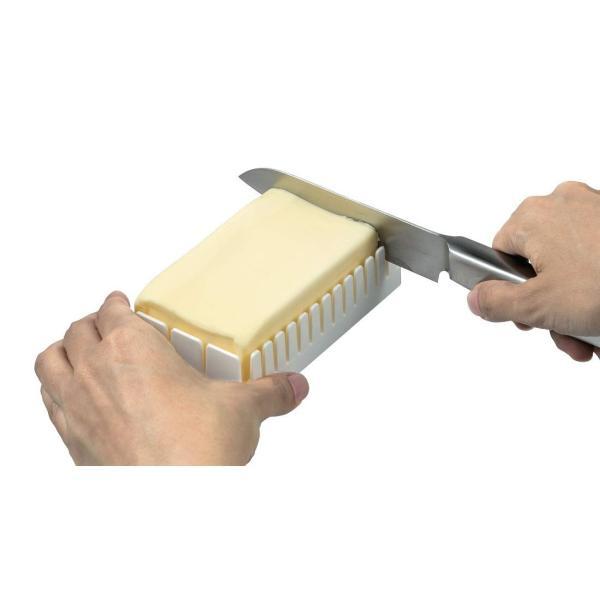 スケーター バターケース バター容器 バターカッター ガイド付 BTG1|relawer|06