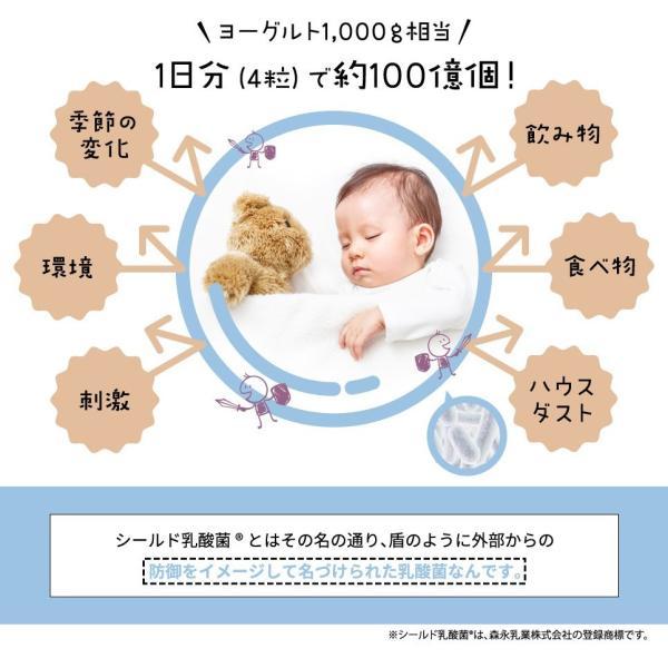 葉酸サプリ 妊活中 先輩ママのあるとイイなを形にした葉酸 3個セット モノグルタミン酸型葉酸 シールド乳酸菌 ヘム鉄 妊娠 妊婦 赤ちゃん 授乳 出産 ビタミン|relieflife|12