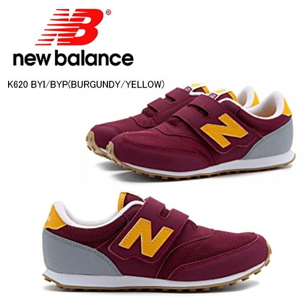 6ac17f19ee54d ニューバランス キッズ スニーカー 620 New Balance K620 キッズ 靴 正規品 sneaker kids|reload- ...