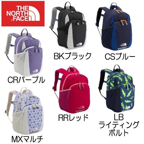 ザ・ノースフェイス ブックパック キッズ THE NORTH FACE K Book Pack NMJ71654 黒|reload-ys