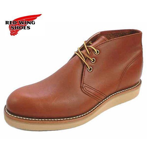 レッドウィング メンズ ブーツ RED WING 8595 ワークチャッカ WORK CHUKKA レッドウイング REDWING セール|reload-ys