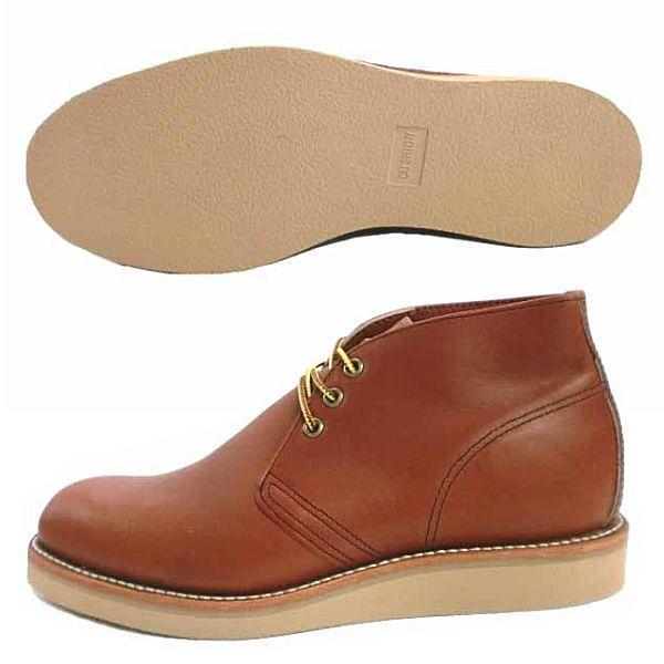 レッドウィング メンズ ブーツ RED WING 8595 ワークチャッカ WORK CHUKKA レッドウイング REDWING セール|reload-ys|02