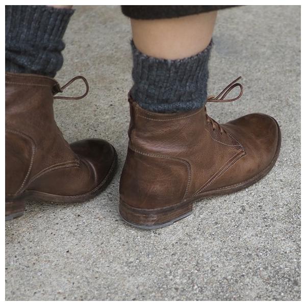 毎日、履きたくなる靴下/リサイクルコットン/リブハイクルー/スペックダイカラー/送料無料 (メール便) /日本製|reloop|06