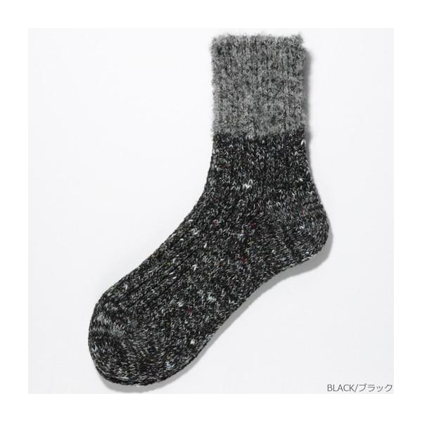 毎日、履きたくなる靴下/ジャズミックス/トップボア/ミックスカラー/送料無料 (メール便) /日本製|reloop|08