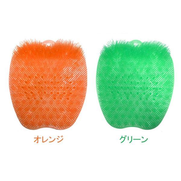 フットブラシ  お風呂 足指洗い 足臭い 足くさい足裏マッサージ 角質 フットケア reluxys 06