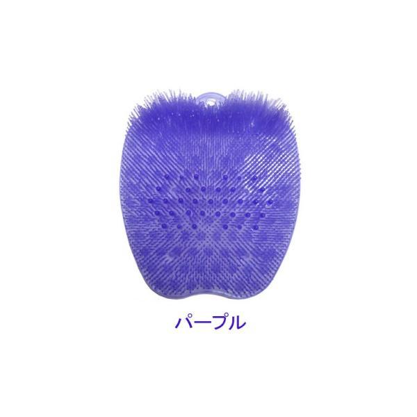 フットブラシ  お風呂 足指洗い 足臭い 足くさい足裏マッサージ 角質 フットケア reluxys 08