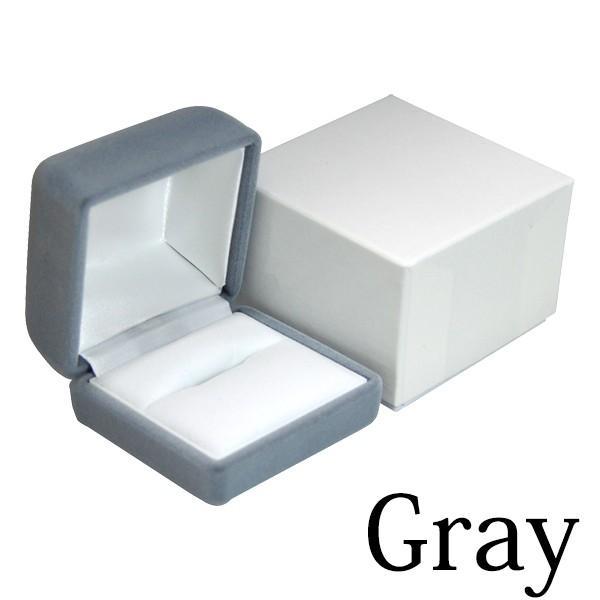 ジュエリーケース リング 指輪 外化粧箱付き リングケース 指輪ケース フロッキング レリアコレクション|remake|06