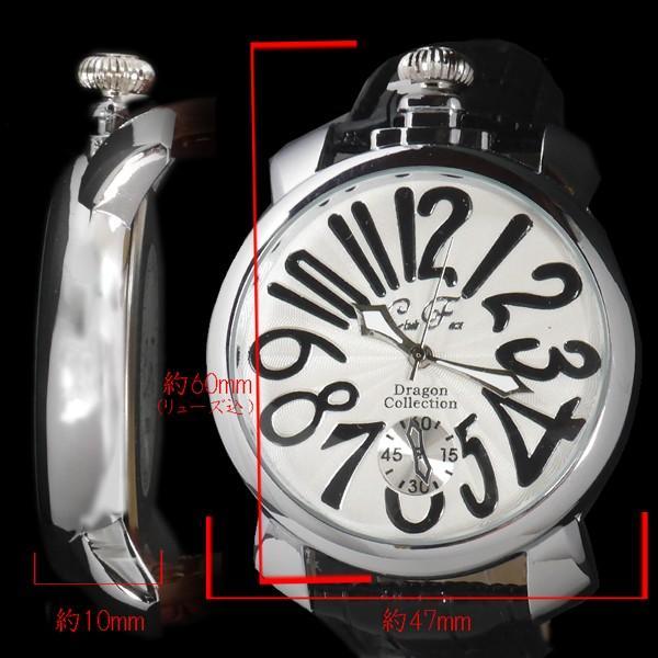 メンズ 腕時計 クラブフェイス Club Face 人気 ブランド スムースタイプ CF-9000RT レビューを書いて送料無料|remake|03