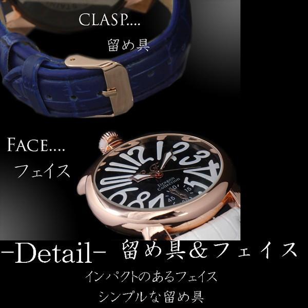 メンズ 腕時計 クラブフェイス Club Face 人気 ブランド スムースタイプ CF-9000RT レビューを書いて送料無料|remake|06