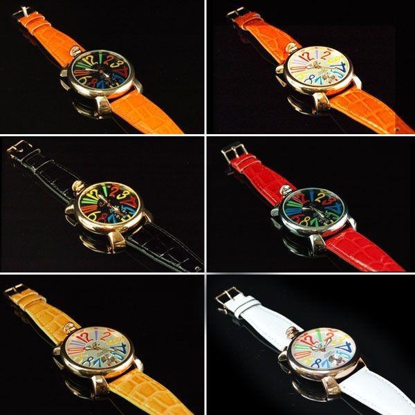 腕時計 メンズ 革ベルト メンズ腕時計 クラブフェイス CF-9000SM マルチタイプ レビューを書いて送料無料|remake|04