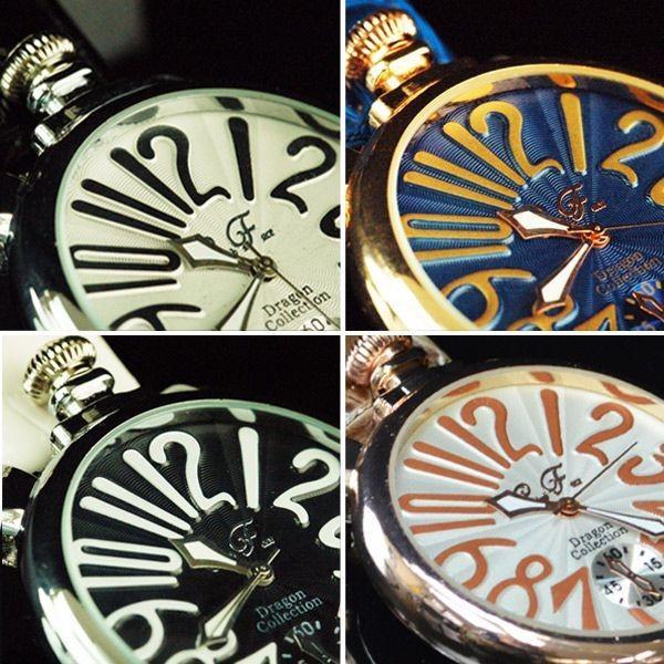 腕時計 メンズ クラブフェイス メンズ腕時計 革 CF-9000SM プレーンタイプ レビューを書いて送料無料 remake 04