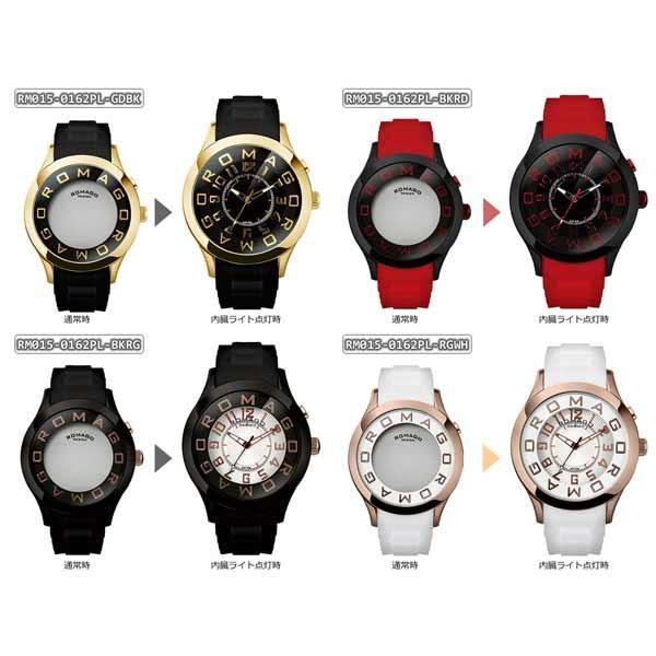 腕時計 メンズ 人気 ブランド ROMAGO ロマゴ スイスデザイン アトラクションシリーズ RM015-0162 送料無料|remake|04