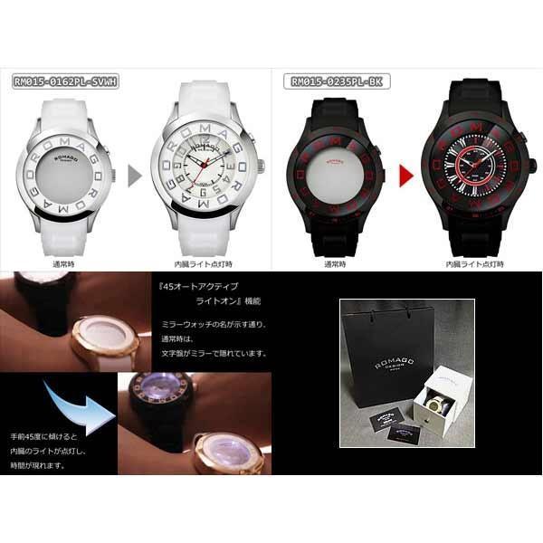 腕時計 メンズ 人気 ブランド ROMAGO ロマゴ スイスデザイン アトラクションシリーズ RM015-0162 送料無料|remake|05