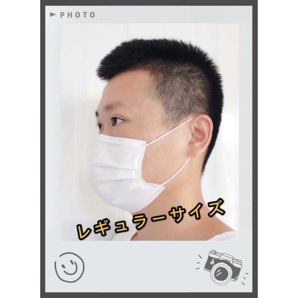 感謝セール 値下げ  在庫あり カケン認証あり BFE VFE PFE 99%カット  不織布マスク 50枚 三層構造ウィルス対策 普通サイズ renjyo 04