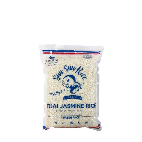 廉価逸品 タイジャスミンライス スースーライス 2kg 業務用食品