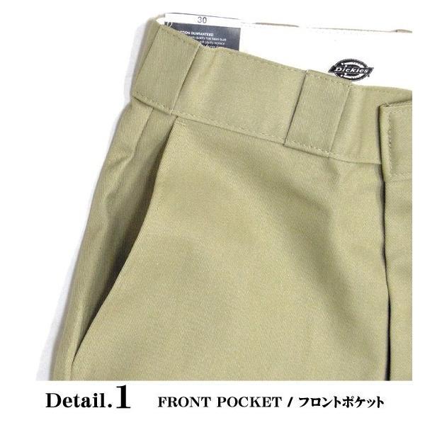 Dickies ハーフパンツ ディッキーズ ショーツ Dickies USAモデル ショートパンツ DICKIES-42283|renovatio|16