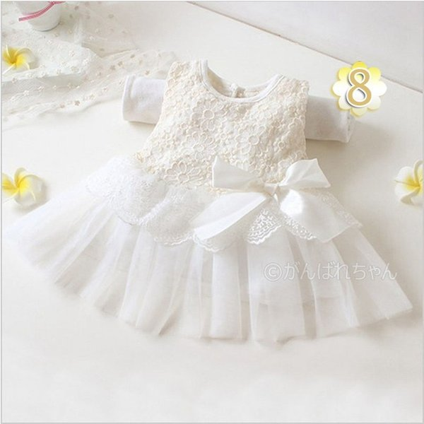 【12色】ベビードレス 結婚式 80 お宮参り 新生児 ベビードレス70 退院 赤ちゃん 出産祝い キッズワンピース お誕生日会 ワンピース 子供ドレス カジュアル|rensei|09