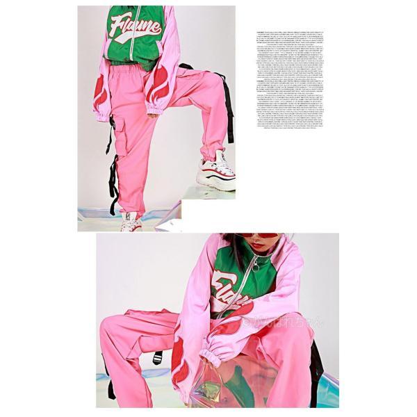 【ダンスパンツ】ボトムス パンツ ダンス衣装 キッズ ダンス衣装 パンツ HIPHOP ダンス 衣装 男の子 女の子 ヒップホップ JAZZ キッズ ダンス 衣装 練習着|rensei|06