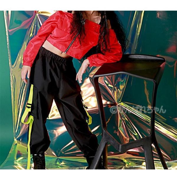 【ダンスパンツ】ボトムス パンツ ダンス衣装 キッズ ダンス衣装 パンツ HIPHOP ダンス 衣装 男の子 女の子 ヒップホップ JAZZ キッズ ダンス 衣装 練習着|rensei|07
