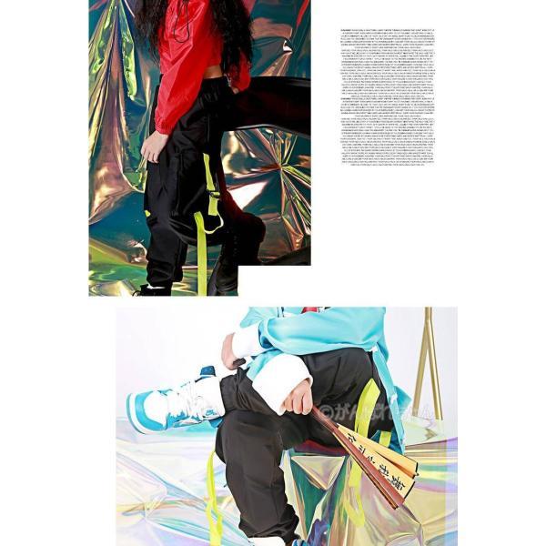 【ダンスパンツ】ボトムス パンツ ダンス衣装 キッズ ダンス衣装 パンツ HIPHOP ダンス 衣装 男の子 女の子 ヒップホップ JAZZ キッズ ダンス 衣装 練習着|rensei|08