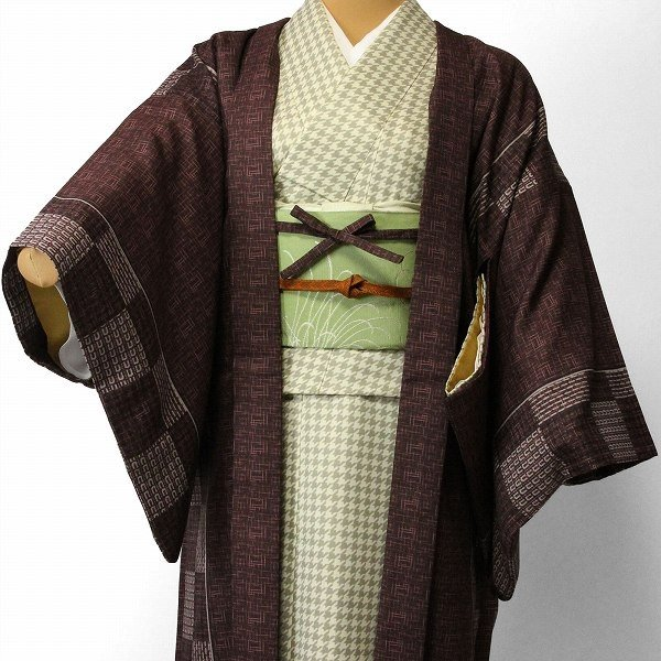 羽織 レンタル オプション レディース エンジレトロ調 rental-kimono