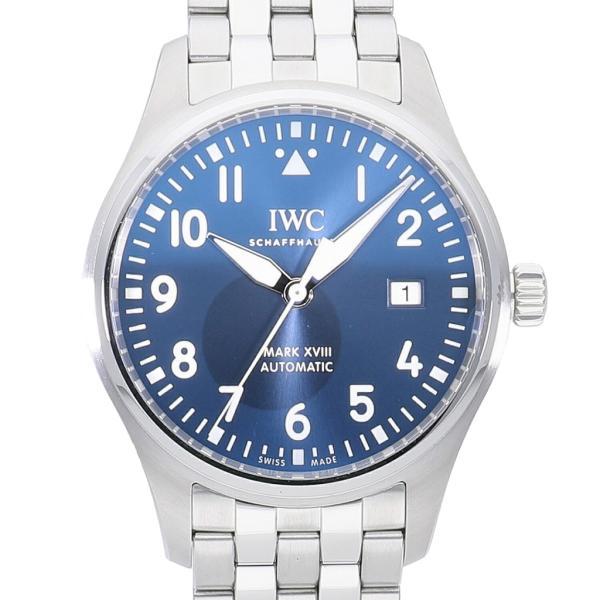 IWCパイロットウォッチマークXVIIIプティプランスIW327016新品