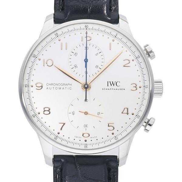 IWC/IWCポルトギーゼクロノグラフ金針IW371604新品