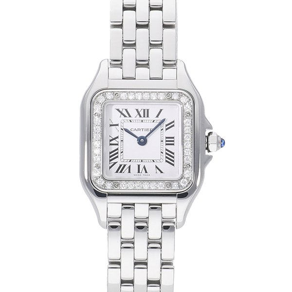 Cartier/カルティエパンテールSMベゼルダイヤモンドW4PN0007新品