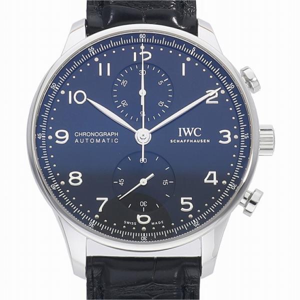 IWC/IWCポルトギーゼクロノグラフIW371609新品